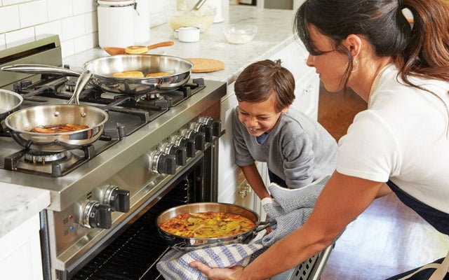 Fun Cooking Recipes to Try with Your Kids