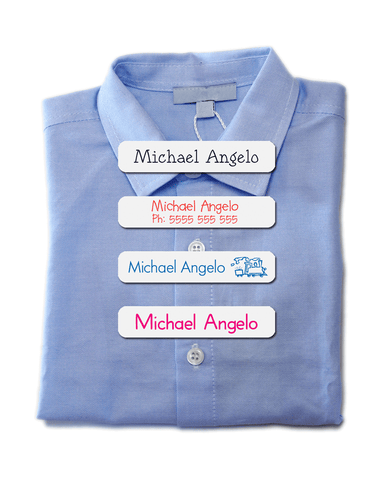 Name Labels | Clothing Labels | School Labels | My Name Label UK