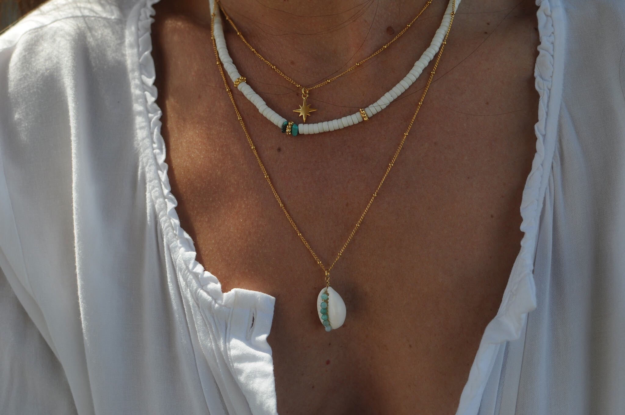 "Collier ""Frioul"""