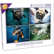 1000pc Underwater Dogs by Seth Casteel