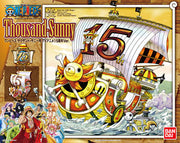 Bandai 0192074 Thousand Sunny One Piece 15Th Anniversary Version