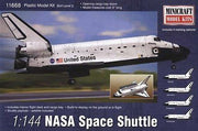 Minicraft 11668 1/144 Nasa Space Shuttle
