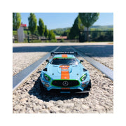 Carrera 30870 Digital 132 Mercedes AMG GT3 #31 Gulf Racing Slot Car