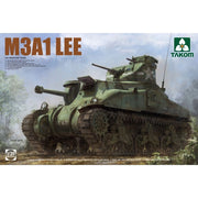 Takom 2114 1/35 US M3A1 Lee US Medium Tank