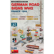 Miniart 1/35 German Road Signs WW2 (France 1944)