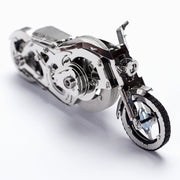 Time For Machine 38025 Chrome Rider Metal Model Kit