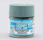 Gunze Acrylic 418 Semi-Gloss Light Blue