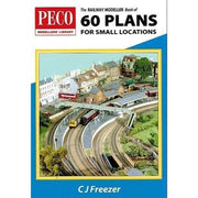 Peco 60 Plans For Small Locations Book