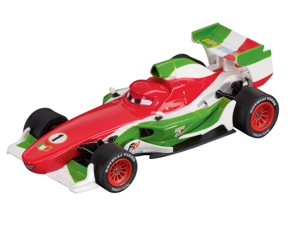 Carrera GO!!! 143 Disney Pixar Cars Francesco Bernoulli