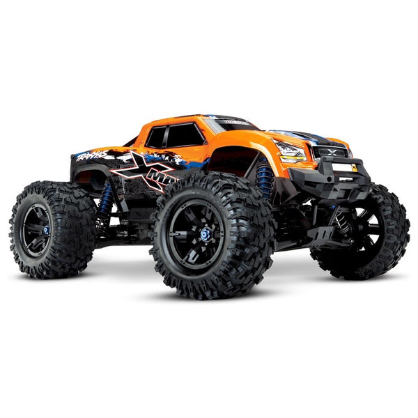 Traxxas X-Maxx 8S 1/6 Brushless Electric Monster Truck (Orange Edition) TRA-77086-4-ORANGE