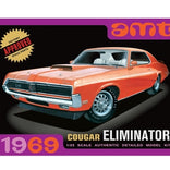 AMT 1/25 1/25 1969 Mercury Cougar Eliminator Orange