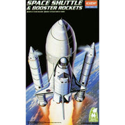 Academy 12707 1/288 Space Shuttle Booster Rockets 1639q
