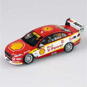 Authentic Collectibles 1/43 Ford FGX Falcon Shell V-Power Racing Team 2018 Supercars Champion Scott McLaughlin