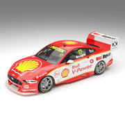 Authentic Collectables 1/64 Shell V-Power #17 Ford Mustang GT Supercar 2019 Virgin Australia Supercars Championship Scott McLaughlin