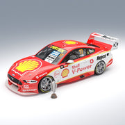 Authentic Collectables ACR12F19BW 1/12 Shell V-Power Racing Team #17 Ford GT Mustang 2019 Bathurst Winner (McLaughlin/Premat)