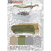 AFV AC35020 Club 1/35 Camouflage Net - Jungle Green
