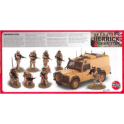 Airfix A50121 1/48 British Forces Land Rover Patrol*