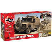 Airfix 1/48 British Forces Land Rover Patrol*