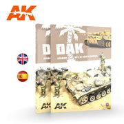 AK Interactive AK912 DAK German AFV in North Africa