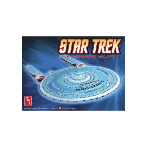 AMT 1/2500 Star Trek Enterpise