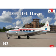 A Model 1/72 De Havilland DH-104 Dove Martins Air Charter