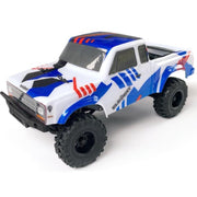 Element RC 20181 Enduro24 Crawler 1/24 Sendero RC Trail Truck (Red & Blue)
