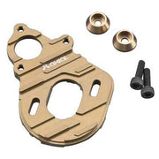 Axial Machined Motor Plate Hard Anodized AX30860