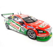 Apex Replica 1/18 Nissan Altima Castrol Racing 2018 Sandown 500 Kelly/Jacobson