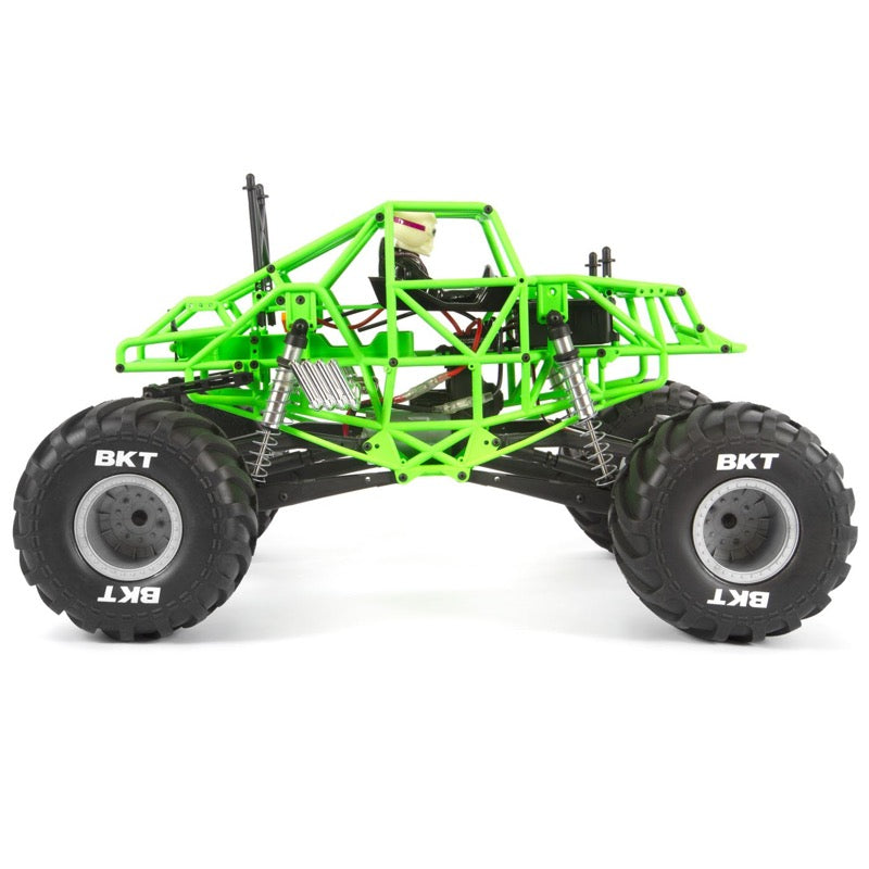 Axial AXI03019 1/10 SMT10 Grave Digger Monster Jam RC ...