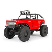 Axial SCX24 Deadbolt 1/24 Crawler RTR Red AXI90081T1