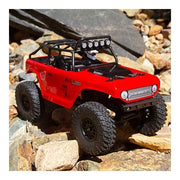 Axial AXI90081T1 SCX24 Deadbolt 1/24 Crawler (Red)