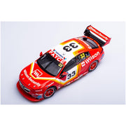 Biante B18H18M 1/18 Holden ZB Commodore Wilson Security Racing GRM 2018 Sandown Retro Tander/Pither