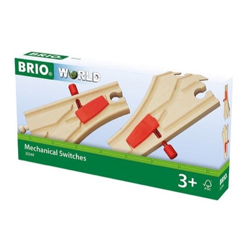 BRIO Mechanical Switches 2pc