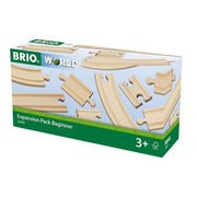 BRIO 33401 Expansion Pack Beginner 11pc