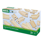 BRIO 33402 Expansion Pack Intermediate 16pc*