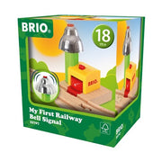 BRIO My First Railway Bell Signal