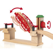 BRIO 33757 Lifting Bridge 3pc