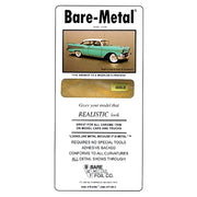 Bare Metal Foil 008 Gold Foil