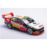 Biante B18F18D 1/18 Ford FGX Falcon Supercheap Auto Racing 2018 Sandown 500 Chaz Mostert/James Moffat*