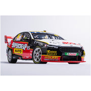 Biante 1/18 Ford FGX Falcon Supercheap Auto Racing 2018 Sandown 500 Chaz Mostert/James Moffat B18F18D