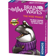Brain Waves the Wise Whale 814743014312
