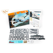Clear Prop Models 72009 1/72 A5M2b Claude Late Version Advanced Plastic Model Kit