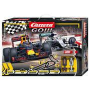 Carrera Go!!! On the Grid F1 Slot Car Set CAR-62506 4007486625068