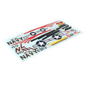 E-Flite Decal Set F-4 Phantom II 80mm EDF