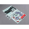 E-Flite Decal Sheet T-28 1.2