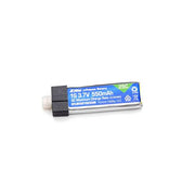 E-Flite 550mAh 1S 3.7V 25C LiPo Battery PH 2.0 Plug