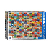 Eurographics 60783 1000pc VW Groovy Bus Puzzle