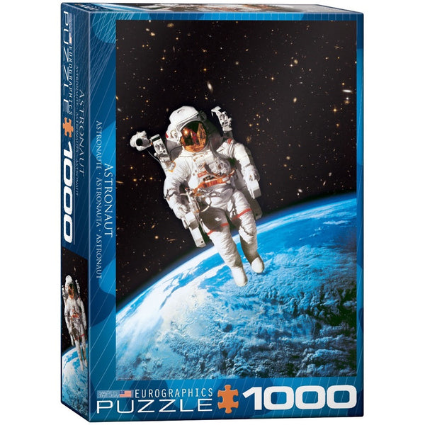 Eurographics 1000pc Astronaut