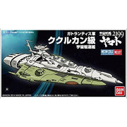 Bandai 0191402 Space Battleship Yamato 2199 Mecha- Collection Kukulkan Class