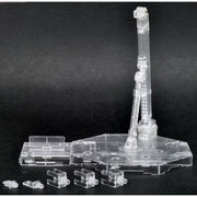 Bandai 5057417 Action Base 1 (Clear)